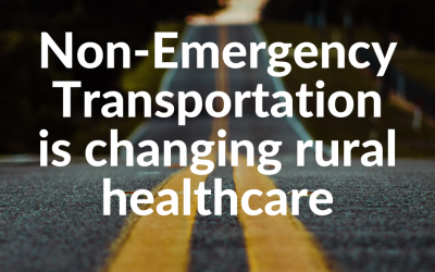 Non-emergency medical transportation improves healthcare access for all